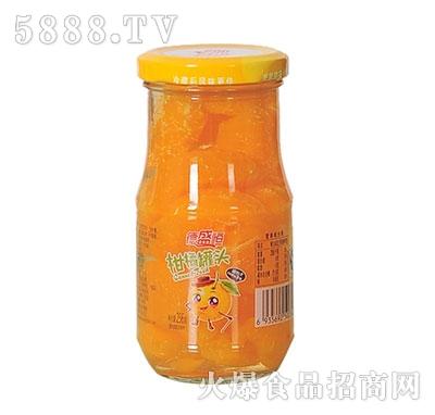 德盛恒柑橘罐头256g