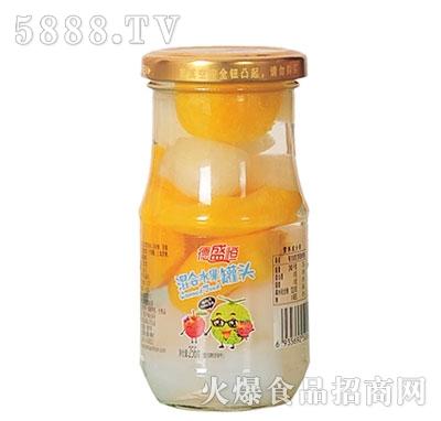 德盛恒混合水果罐头256g
