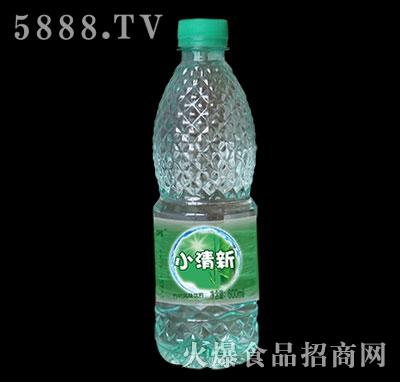 特润小清新竹叶水饮料600ml