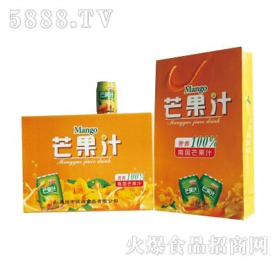 恒润南国芒果汁