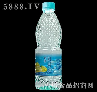 特润鲜果水(柠檬风味)600ml