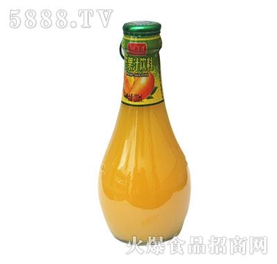 阳光美佳鲜榨芒果汁230ml