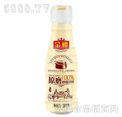 金樱豆奶380ml