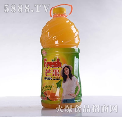 琪米尔芒果汁2.58l