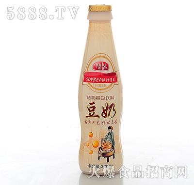 330ml雨露豆奶