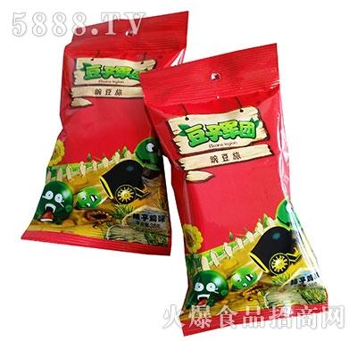 豆子军团豌豆旅辣子鸡味38g