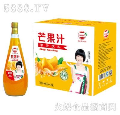 友利友芒果汁838mlx8