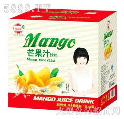 友利友芒果汁饮料1.5Lx6