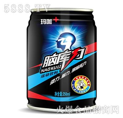 250ml脑库力运动饮料