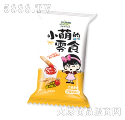 小萌的零食蘸酱薯条(黄)
