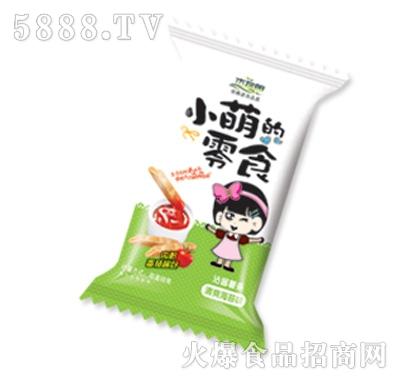 小萌的零食蘸酱薯条(绿)