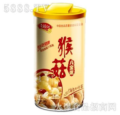奇福记猴菇八宝粥320g