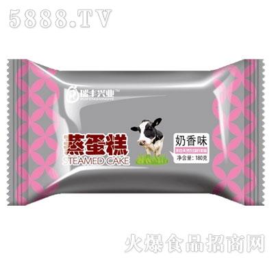 瑞丰兴业蒸蛋糕奶香味180g