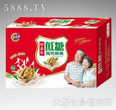 中老年低糖高钙核桃礼盒