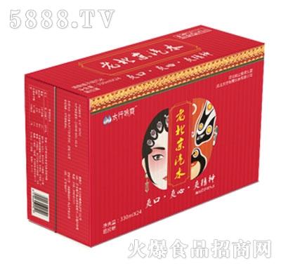 老北京汽水330mlx24罐