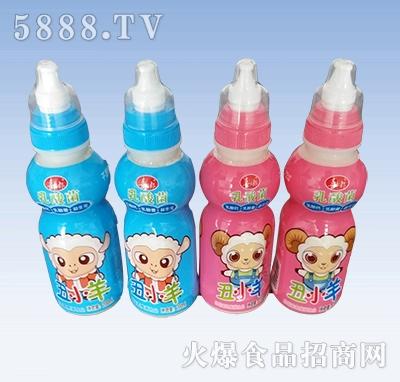 喜三郎丑小羊乳酸菌200ml瓶装