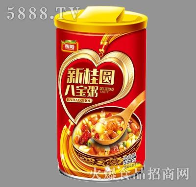 悦阳新桂圆八宝粥320g