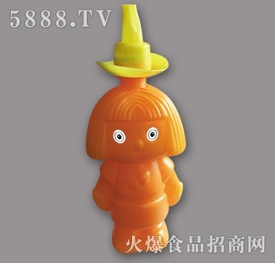 橙色女孩开心乐园饮料230ml