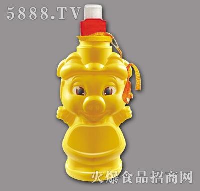 黄色小背壶饮料330ml