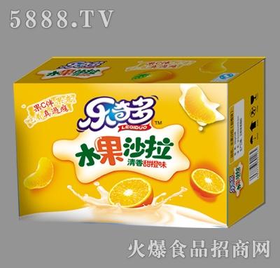 乐奇多水果沙拉甜橙味箱装