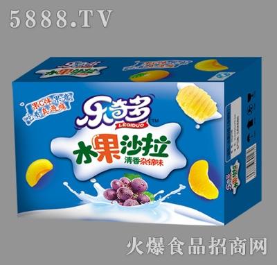 乐奇多水果沙拉杂锦味箱装