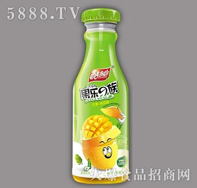 酷多纷果乐e族芒果+木瓜为果味饮料480ml