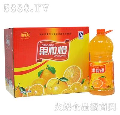 琪米尔果粒橙箱装