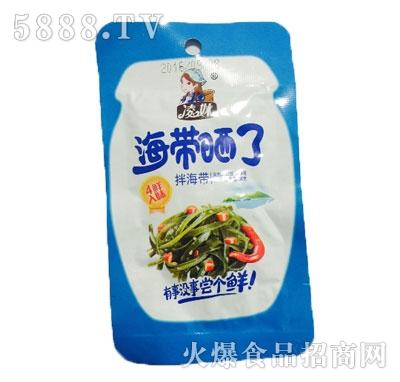 凌妹素菜海带