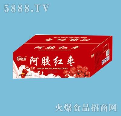 欣八喜阿胶红枣果味饮品200mlx18包
