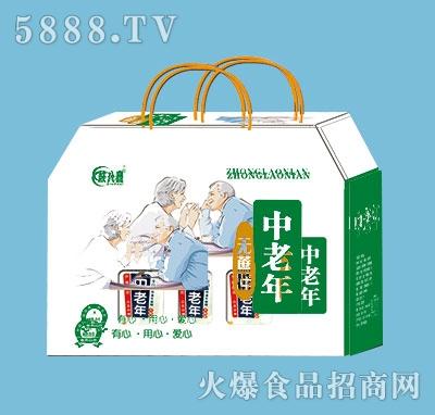 欣八喜中老年无蔗糖饮品250mlx12盒