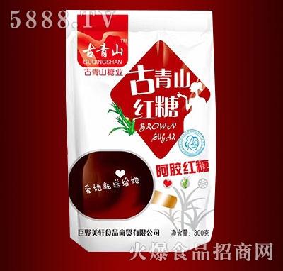 古青山阿胶红糖300g(袋)