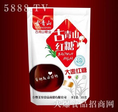 古青山大枣红糖300g(袋)