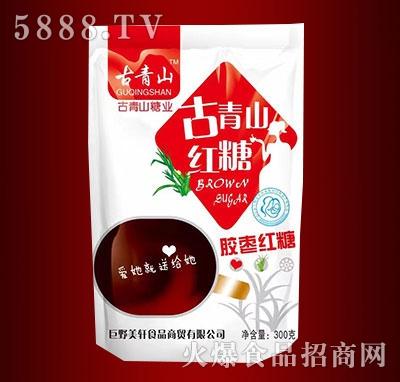 古青山胶枣红糖300克(袋)