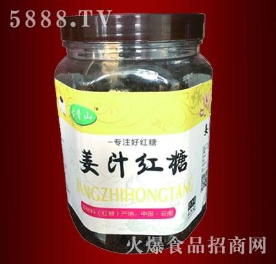 古青山姜汁红糖428g