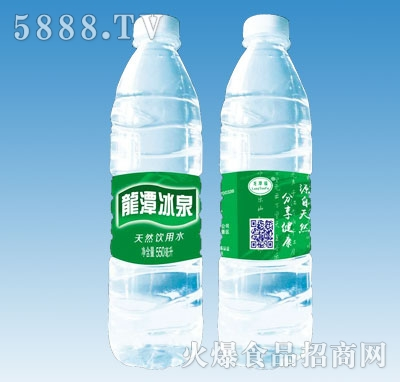 550ml龙潭冰泉天然饮用水