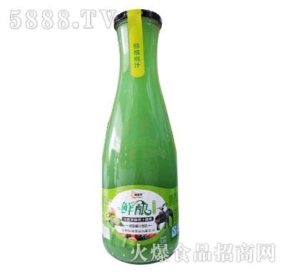 鲜酿猕猴桃汁饮料1.5L