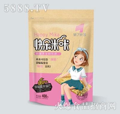 快乐咪咔原味糯米锅巴400g