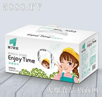 第7食客冰糖绿豆谷物饮品250mlX12