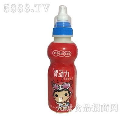 胃动力草莓味乳酸菌200ml