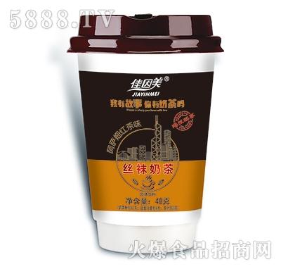 佳因美丝袜奶茶阿萨姆红茶味48g