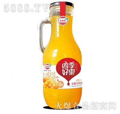 友利友四季好果芒果汁1.5L