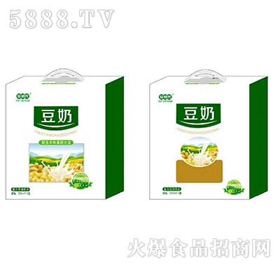 豆合豆豆奶250mlx12盒