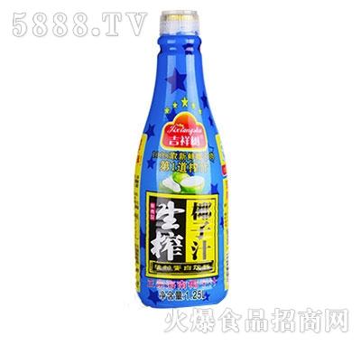 吉祥树正宗海南生榨椰子汁1.25L