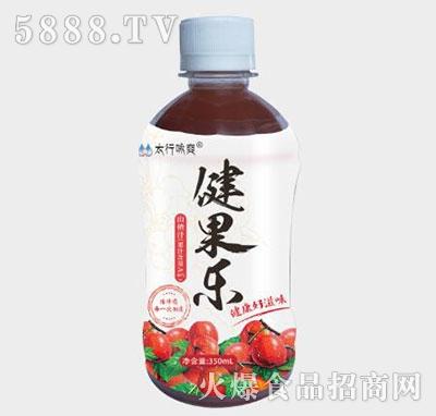太行咏爽健果乐山楂汁350ml