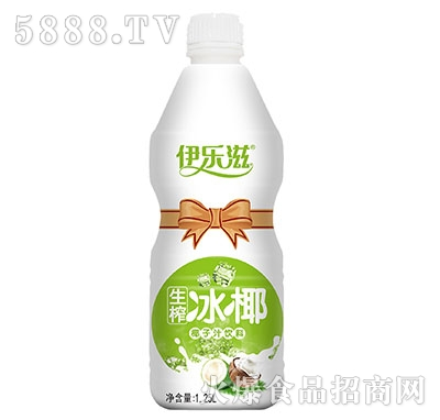 伊乐滋冰椰椰子汁1.25L