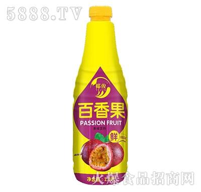 椰俊百香果汁1.5L