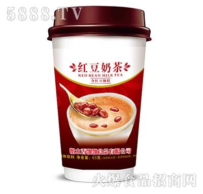 红豆奶茶固体饮料65克