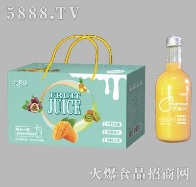 乐事达芒果汁
