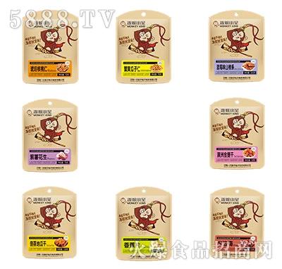 泼猴小圣休闲食品系列