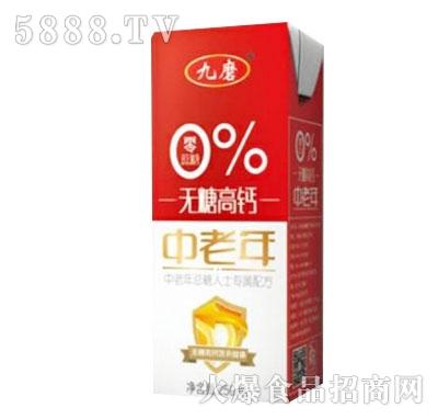 九磨无糖高钙中老年饮品250ml